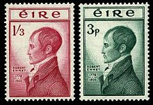 Emmet Stamps from 1963