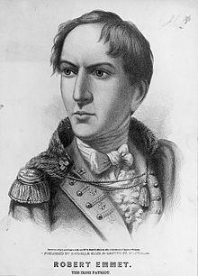 Emmett The  1803 Hero