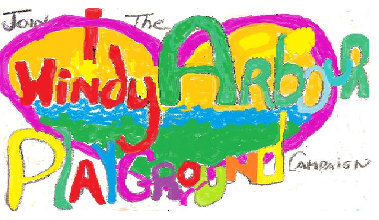 Windy Arbour Playground  Logo