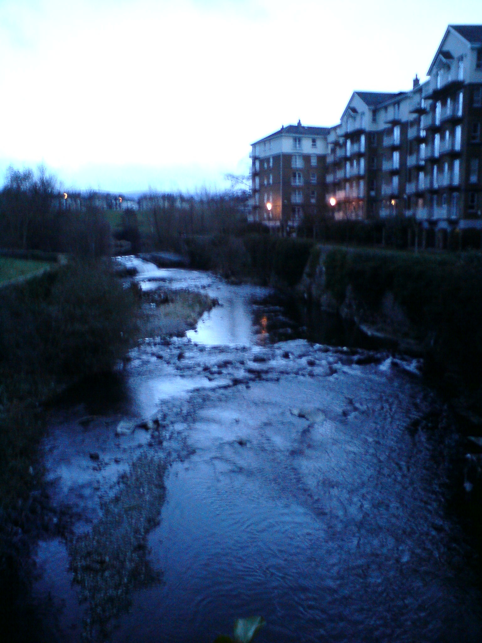 Twilight by the Dodder